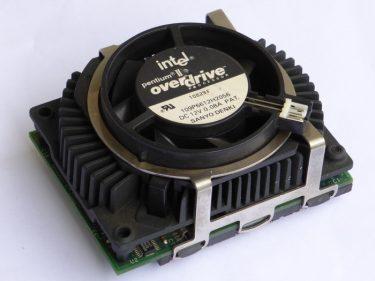 Intel Pentium II Overdrive 333 SL2KE v1.1 3