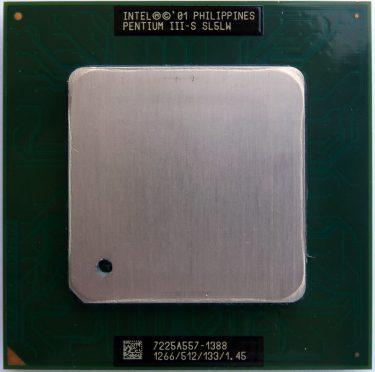 Intel Pentium III-S